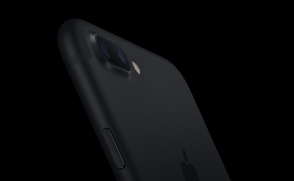 iphone7plus black