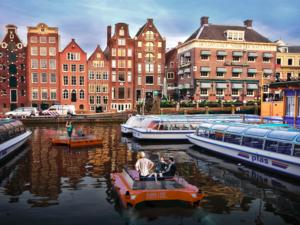 roboat self-driving autonomous boat