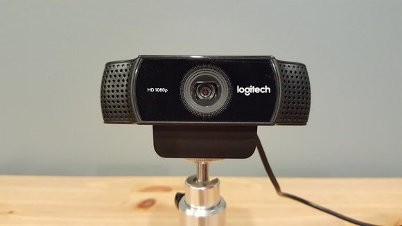 Logitech C922 review: Like the C920 it replaces, this webcam gets the job done   PCWorld