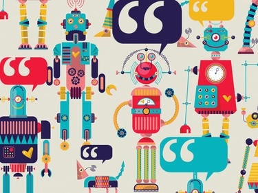 What's all the chatter about chatbots