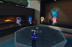 oculus rooms gaming