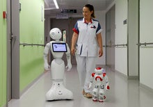 Your robot doctor overlords will see you now