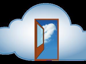 Door onto cloud computing