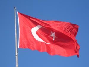 Turkish flag Turkey