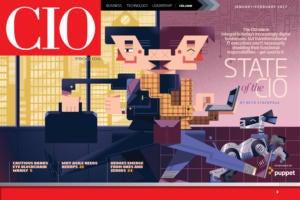 CIO Jan/Feb digital issue cover
