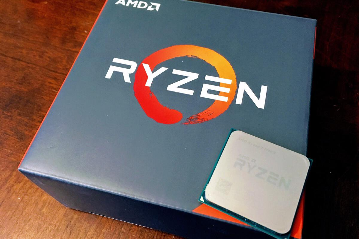 amd ryzen 5 primary