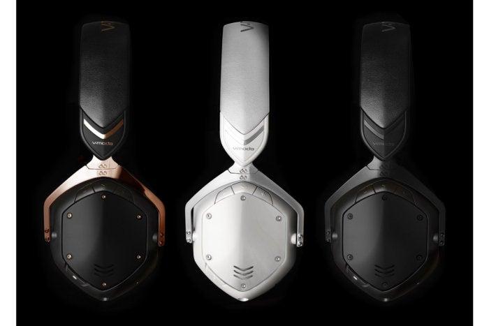 V-Moda Crossfade 2 Wireless comes in three colors.