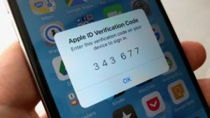 4 ways to protect your icloud password enable two factor authentication 2