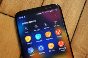 gs8 tips secure folder