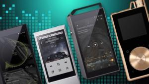 best digital audio player hub image