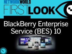 First Look: BlackBerry Enterprise Service (BES)10